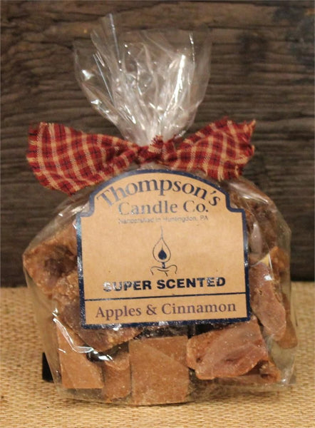 Apples & Cinnamon Wax Crumbles 6oz - BJS Country Charm