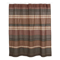 Country Primitive Beckham Shower Curtain - BJS Country Charm