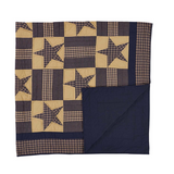 Rustic Country Primitive Teton Star Quilt