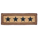 Country Primitive Americana Table Runner