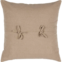 Sawyer Mill Charcoal Poultry Pillow 18x18 - BJS Country Charm