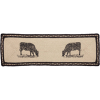 Sawyer Mill Cow Stari Tread Braided Jute