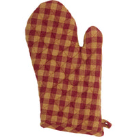 Country Primitive Oven Mitt
