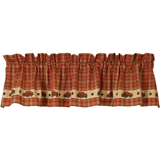 Fall Truck Valance