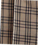 Country Farmhouse Sawyer Mill Charcoal Plaid Swags - BJS Country Charm
