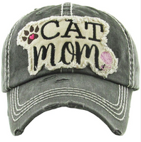 Black Cat Mom Hat