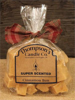 Cinnamon Bun Wax Crumbles 6oz - BJS Country Charm