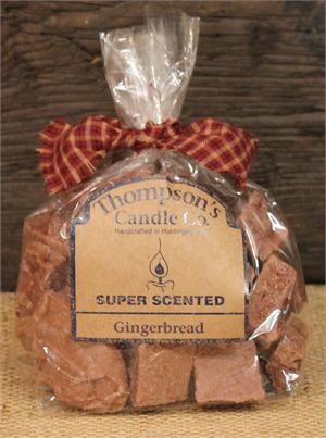 Gingerbread Wax Crumbles 6oz - BJS Country Charm