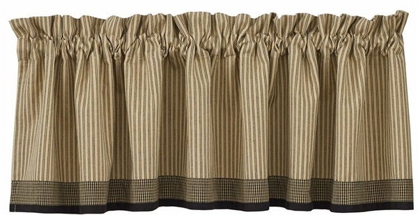 Primitive Star Border Valance