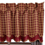 Country, Primitive Curtains