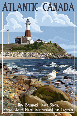 Atlantic Canada - Lighthouse