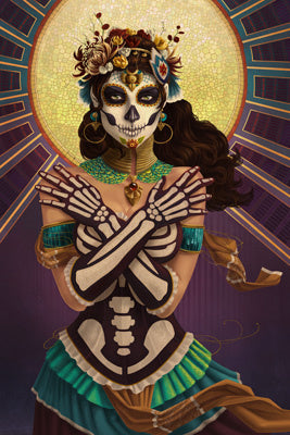Day of the Dead - Crossbones