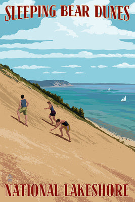 Michigan - Sleeping Bear Dunes National Lakeshore