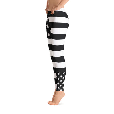 Black Flag Women's Leggings Left