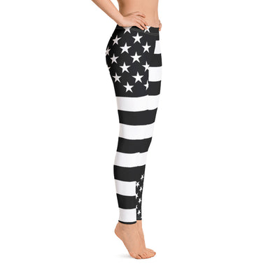 Black Flag Women's Leggings Right