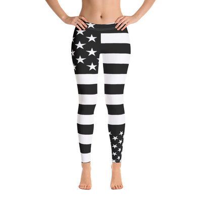 Black Flag Women's Leggings Front