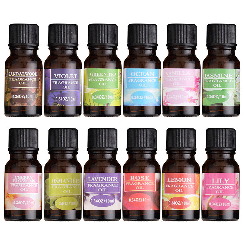 10ml Pure Tea Tree Essential Oils for Humidifier for Aromatherapy Diffusers Relieve Stress Oil Skin Care Help Sleep TSLM1