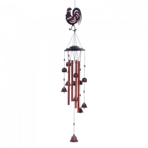 Rooster Bell Wind Chimes