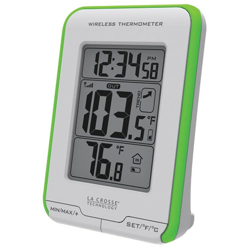 La Crosse Technology Digital Indoor And Outdoor Thermometer