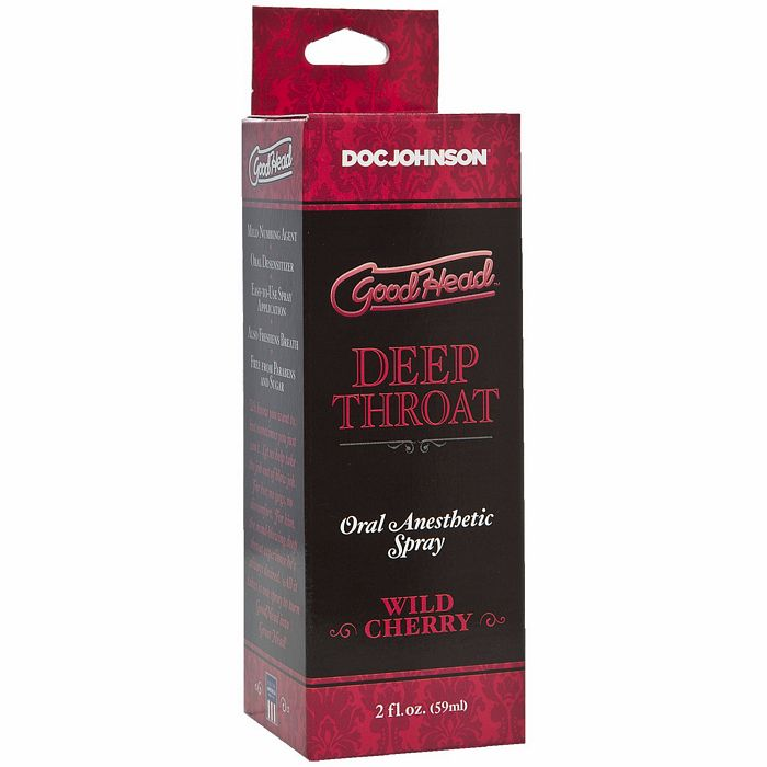Goodhead Deep Throat Spray 2 Oz