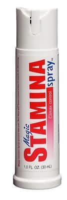 Body Action Stamina Spray 1 Oz