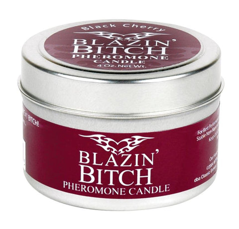Blazin Bitch Soy Candle 4 Oz