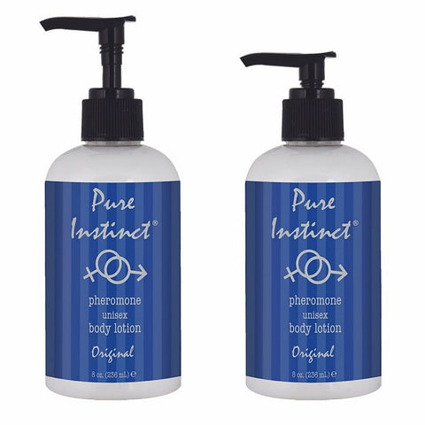 Pure Instinct Unisex Body Lotion 8 Oz
