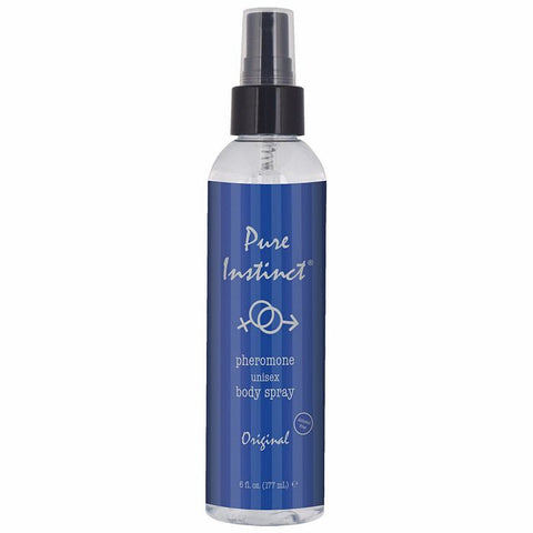 Pure Instinct Unisex Body Spray 6 Oz
