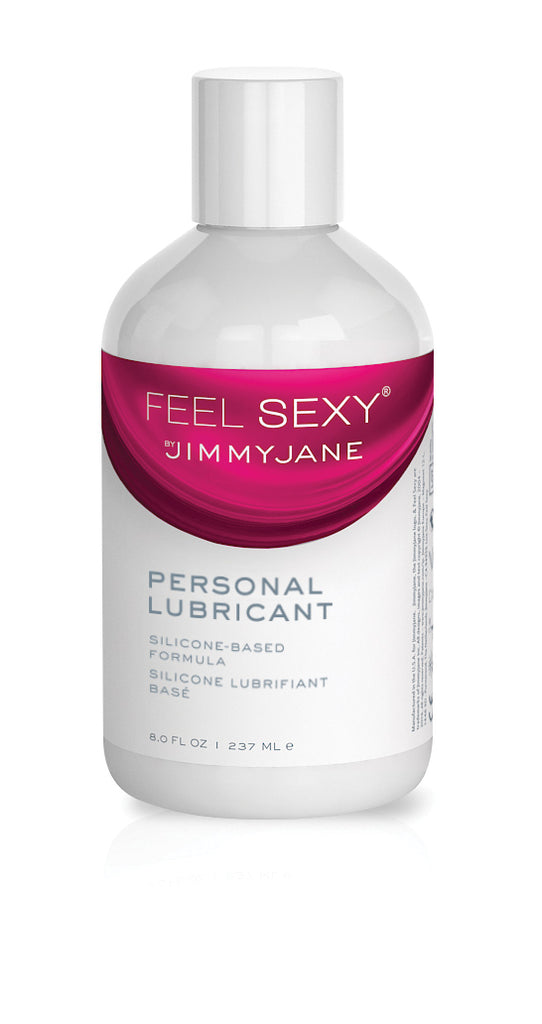 jimmy jane feel sexy pers lubricant silicone 8 oz