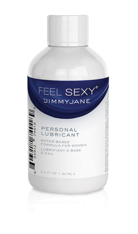 jimmy jane feel sexy pers lubricant waterbased 2 oz