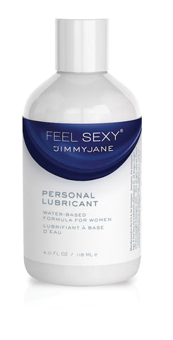 jimmy jane feel sexy pers lubricant waterbased 4 oz
