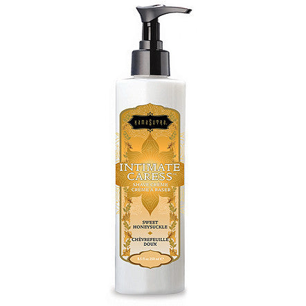 Intimate Caress Sweet Honeysuckle Shave Cream