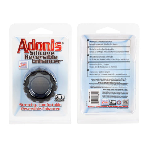 Adonis Reversible Enhancer Black