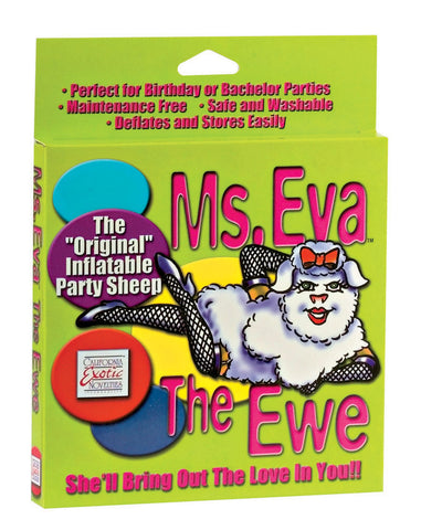 Ms Eva The Ewe Party Sheep