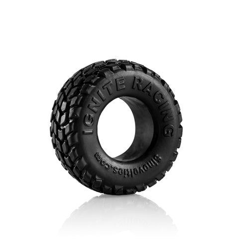high performance tire rin large black