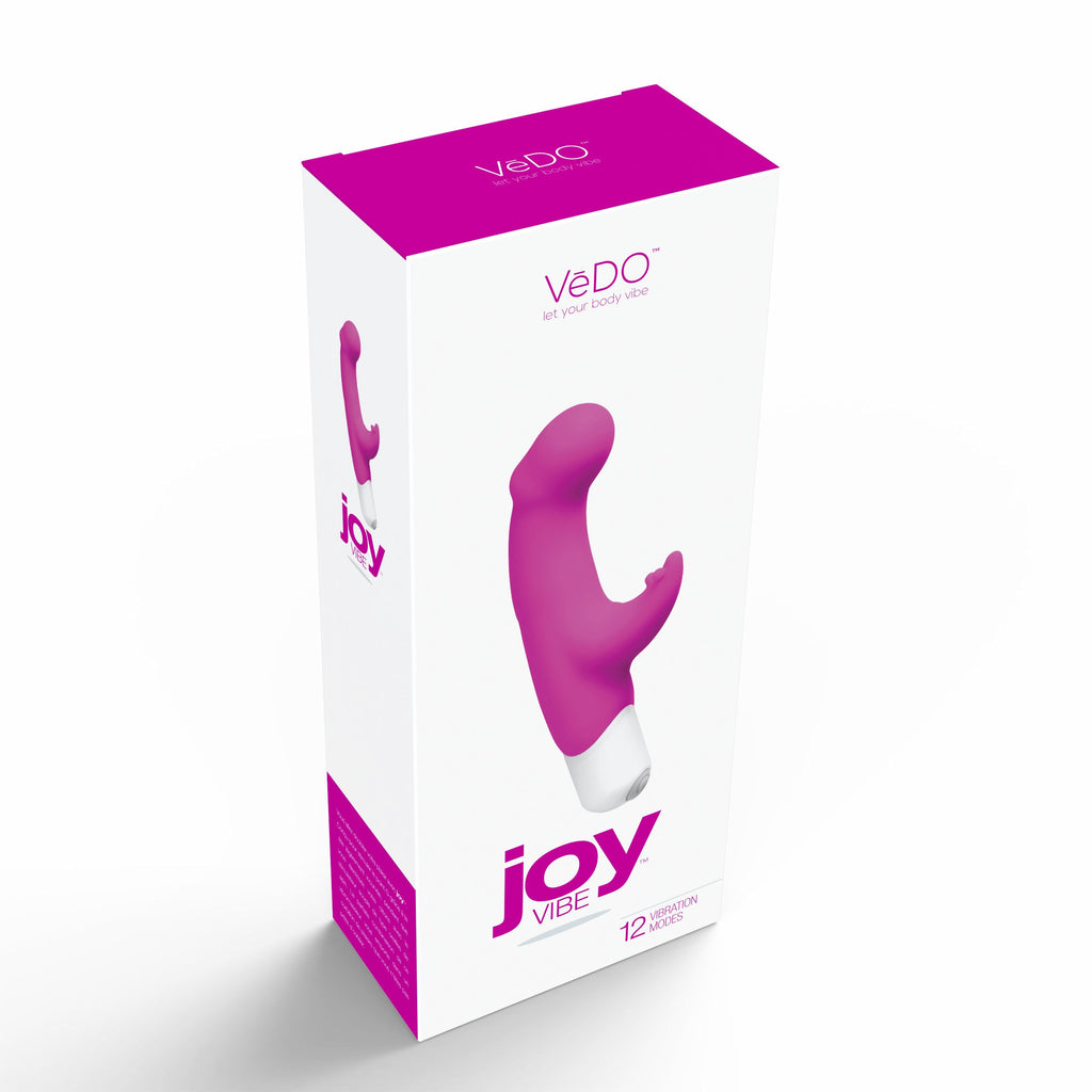 Vedo Joy Mini Vibe Hot In Bed Pink