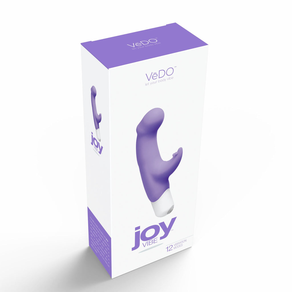 Vedo Joy Mini Vibe Orgasmic Orchid