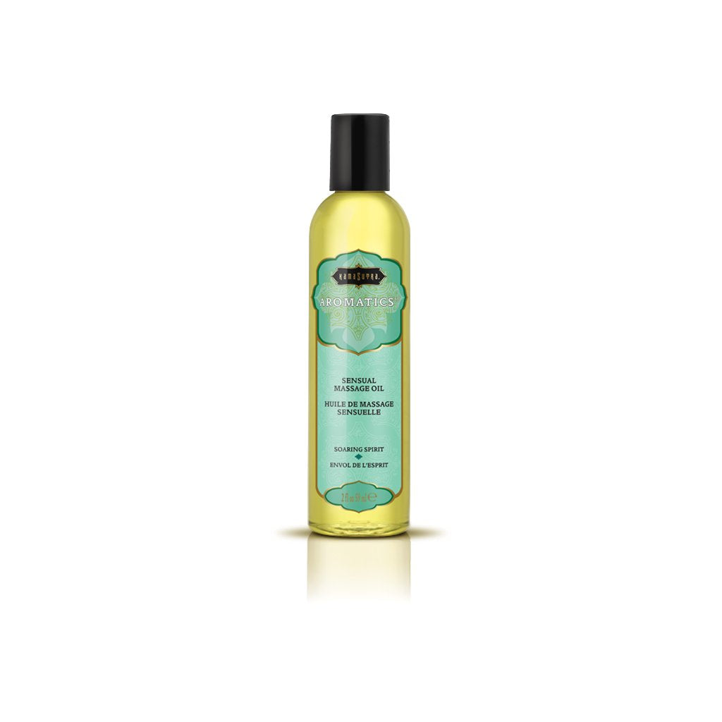 Massage Oil Soaring Spirit 2 Oz