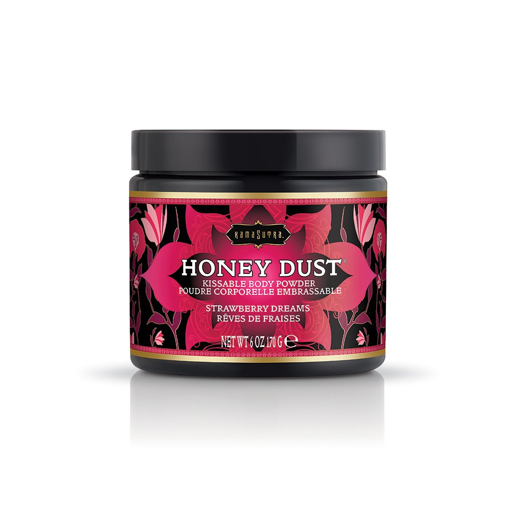 Honey Dust Strawberry 6 Oz