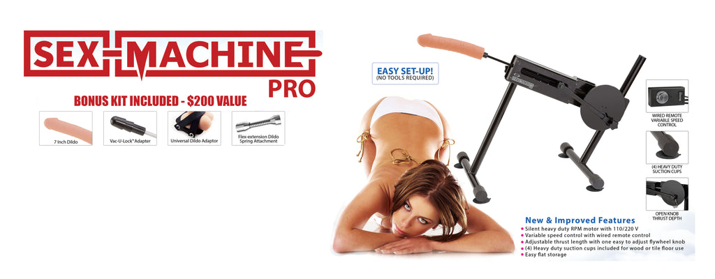 Cloud 9 Pro III Sex Machine
