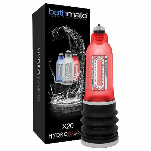 Hydromax X20 Red (Net)