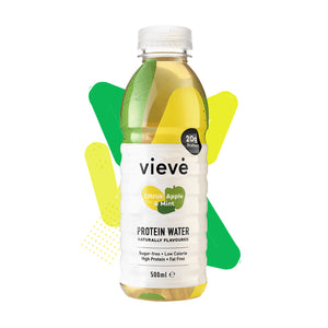 Vieve Citrus, Apple and Mint Protein Water - 6 Bottles
