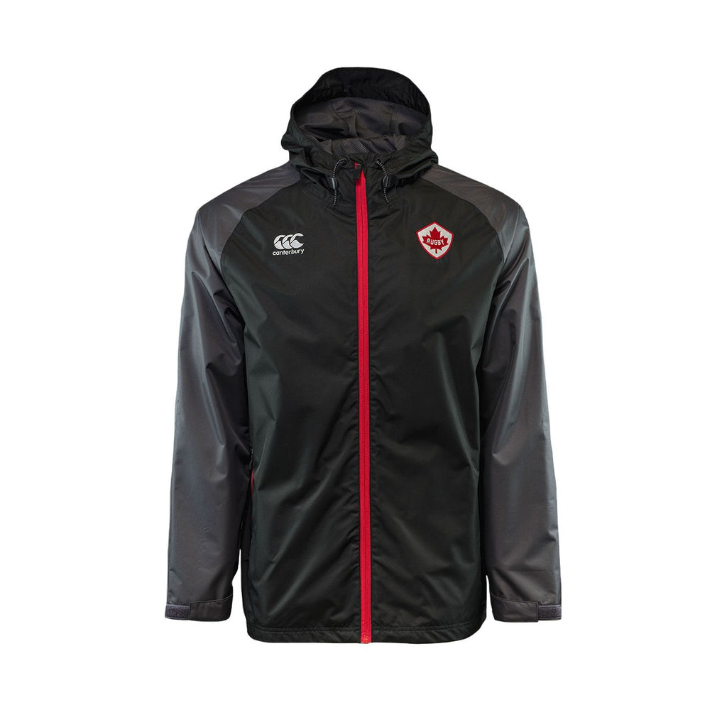 CANADA VAPOSHIELD FULL ZIP RAIN JACKET
