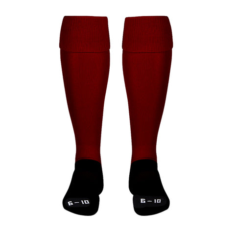 Club Team Socks - Maroon