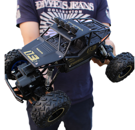 Oversized Version Of The Alloy Off-road Vehicle Climbing Car Remote Control