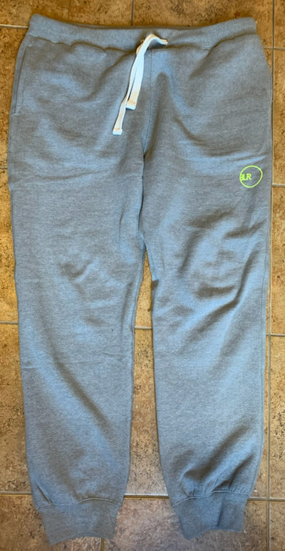 NIRVANA PREMIUM FLEECE JOGGER (HEATHER GREY)