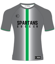 SPARTANS TRAINING JERSEY (GRAY)
