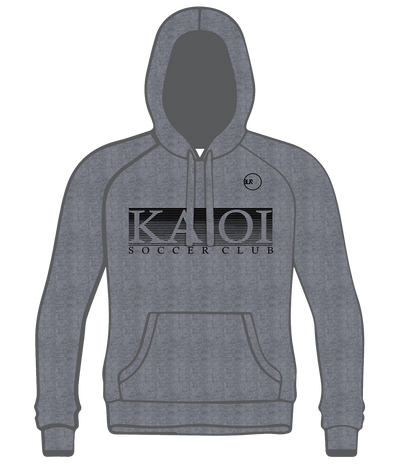 KA'OI PULLOVER (HEATHER GREY)