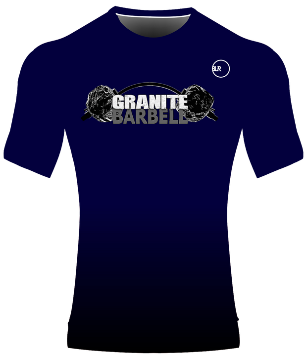 GB UNISEX PERFORMANCE TOP (NAVY/BLACK)