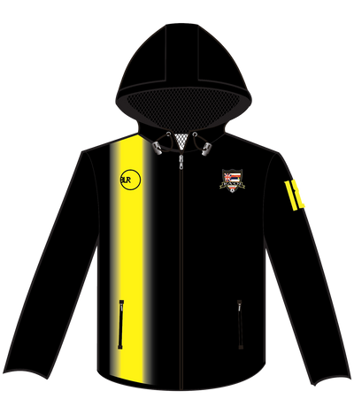 WINDBREAKER (BLACK/N.YELLOW)